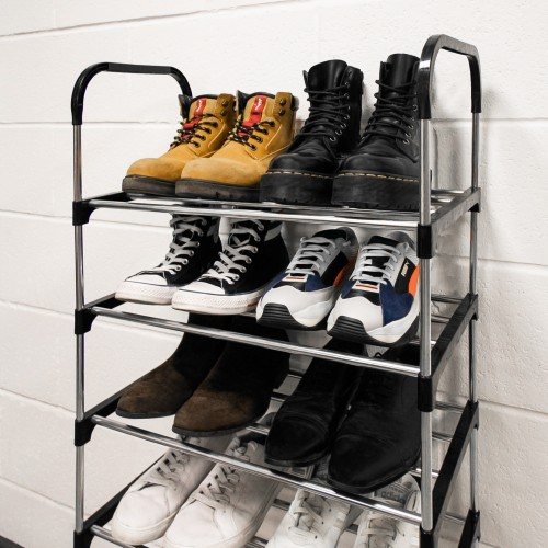 6 Tier Shoe Rack | Pukkr