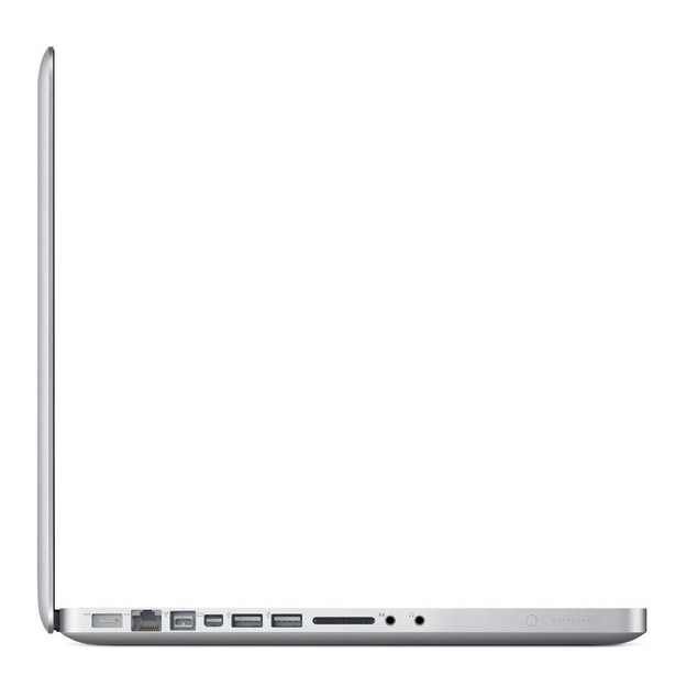 """Apple MacBook Pro MD104LL/A 15.4"""" 750GB i7,Silver (Scratch and Dent)"""
