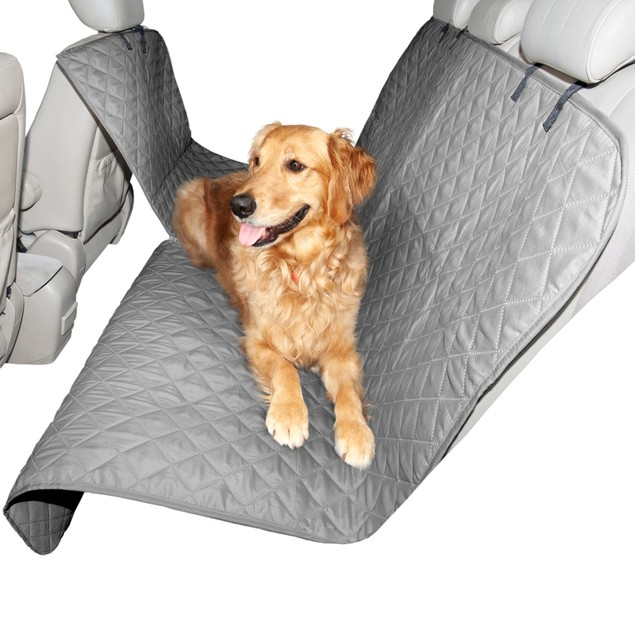 FurHaven Pet Quilted Car Seat Covers