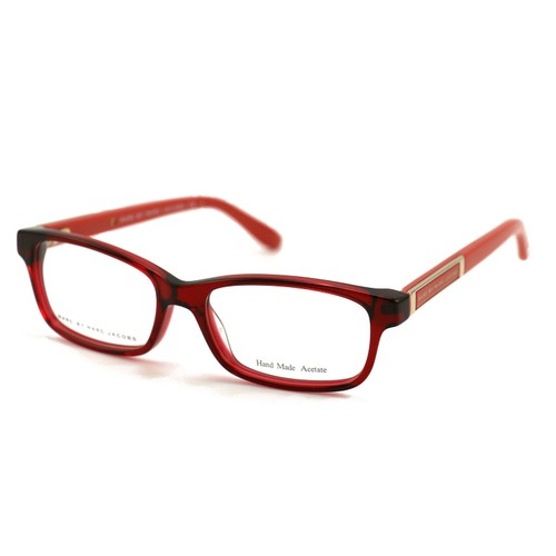 Marc by Marc Jacobs Women's Eyeglasses MMJ 578 C42 Burgundy/Fuchsia 51 16 140