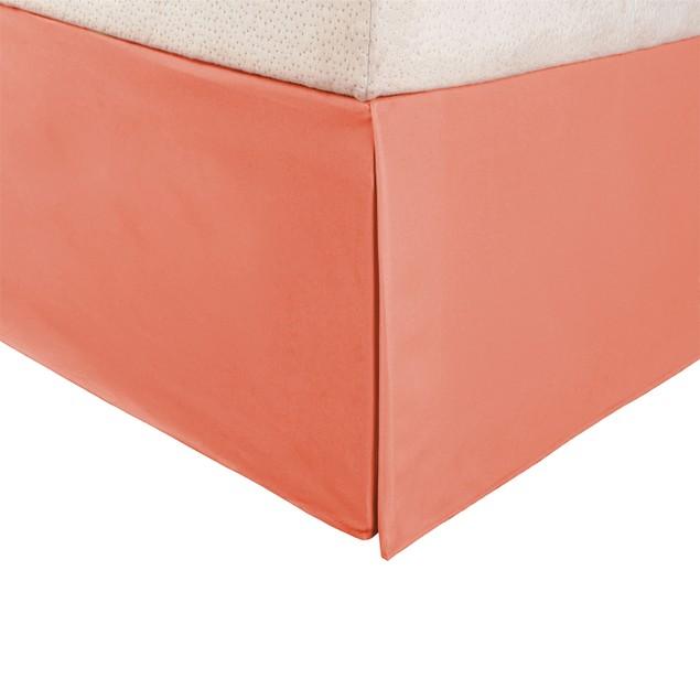 "1500 Series Extra Soft & Wrinkle Free Microfiber Bed Skirt, 15"" Drop"