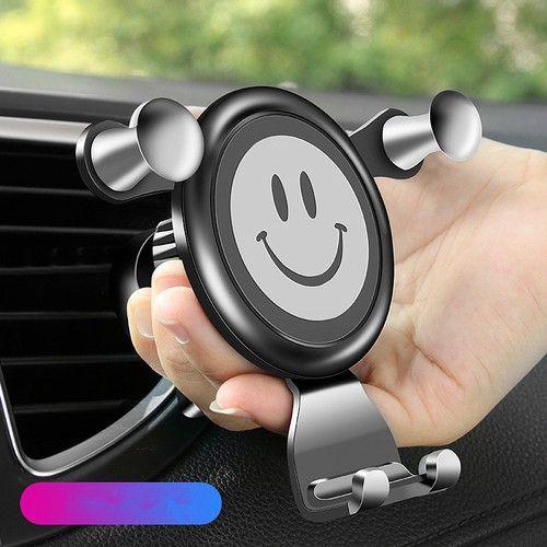 Car Bracket Car Mobile Phone Bracket Air Outlet Gravity Bracket