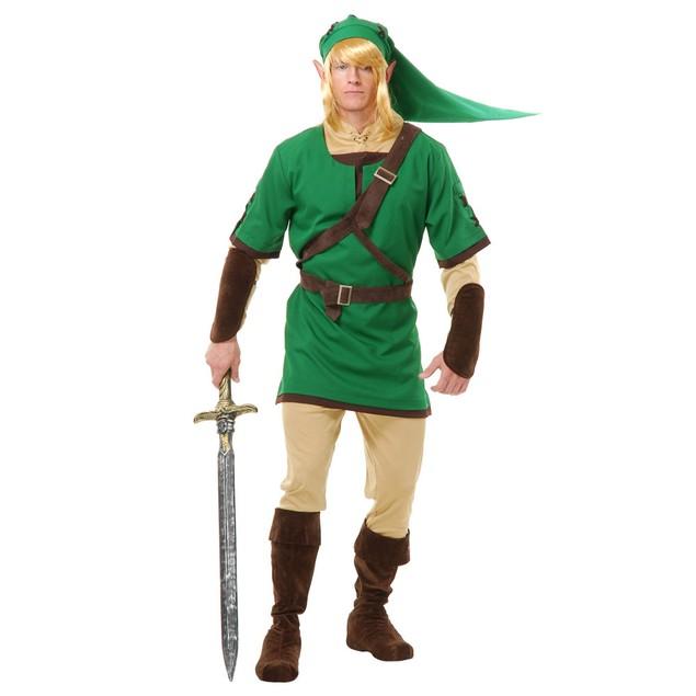 Link Elf Warrior Adult Costume