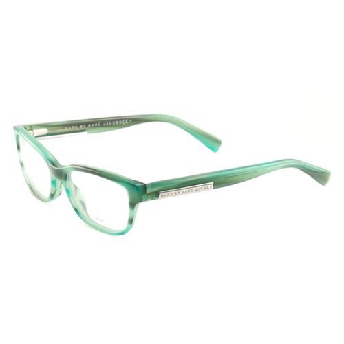 Marc by Marc Jacobs Women's Eyeglasses MMJ 617 KVJ Striped/Green 52 16 140