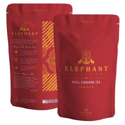 Royal Cinnamon Black Tea (High Grade Alba Ceylon Cinnamon) | Honey Cinnamon