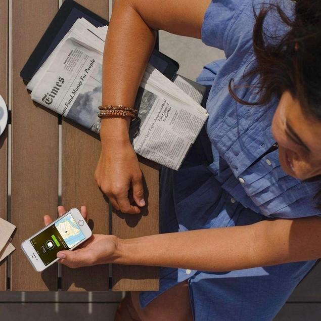 Tile Slim - Phone Finder. Wallet. Anything - 1 Pack