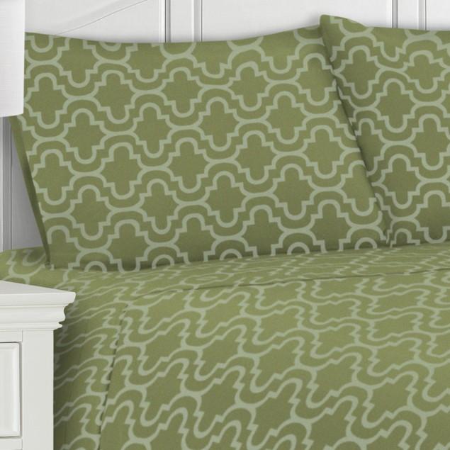 Extra Soft Pillowcase Set Trellis