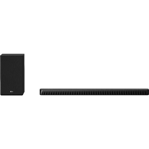 LG 3.1.2-Channel Soundbar Wireless Subwoofer (Used - Good)