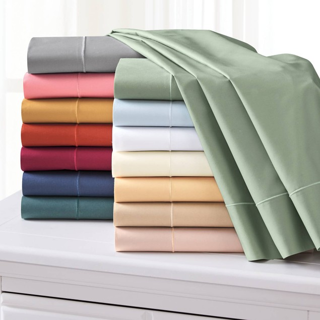 6 Piece Bamboo Sheet Set