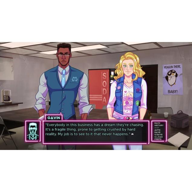 Arcade Spirits PS4 Game