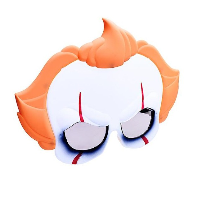It Pennywise Sun-Staches 2017 Costume Sunglasses Glasses Gift Clown