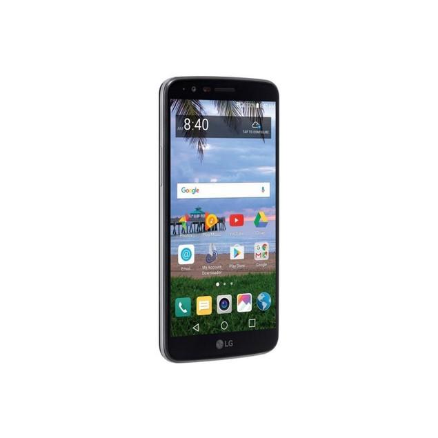 LG Stylo 3, Tracfone, Gray, 16 GB, 5.7 in Screen