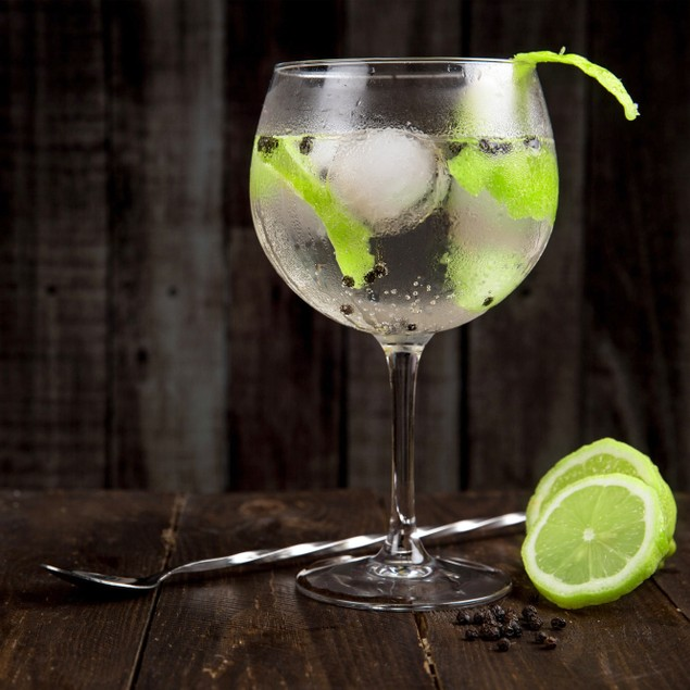 Gin Glass Gift Set | MandW