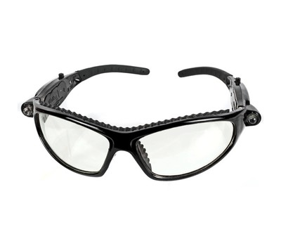 TradesPro Safety Protective Glasses Goggles with LED Lights Was: $13.99 Now: $7.99.