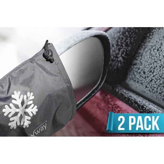 Mirror Snow Cover - Protect Your Side Mirrors from Snow & Ice