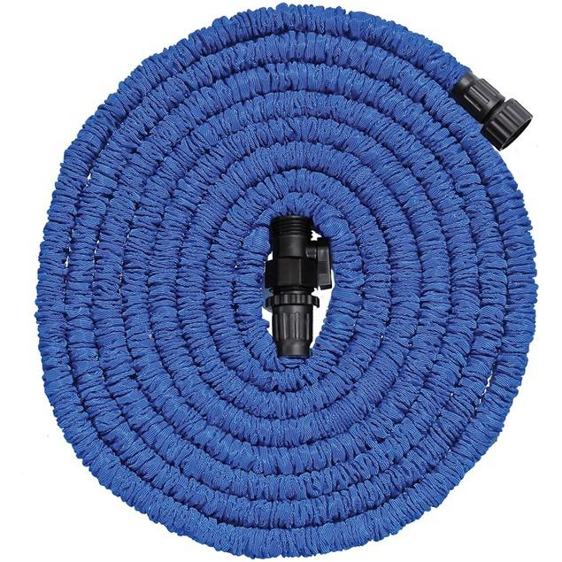 Big Boss 150-Feet Xhose, Expandable Garden Hose, Blue