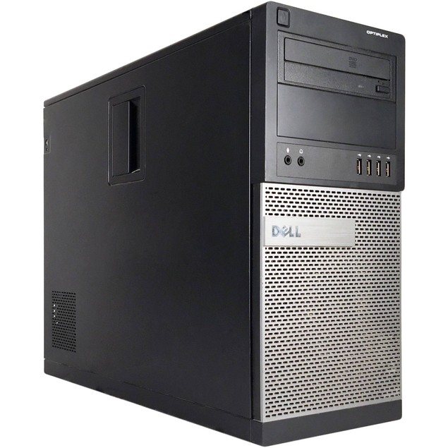 Dell 990 Tower Intel i5 16GB 1TB HDD Windows 10 Professional