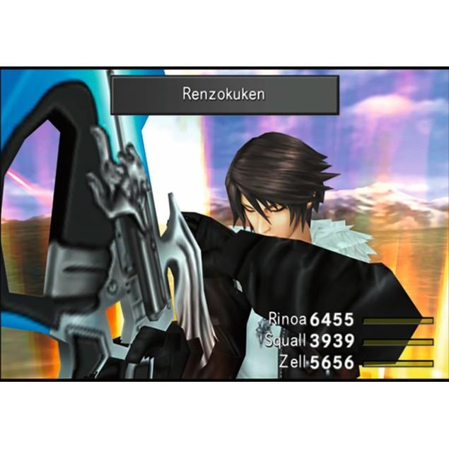 Final Fantasy VIII Remastered PS4 Game