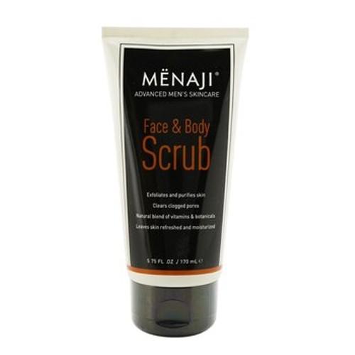 Menaji Face & Body Scrub