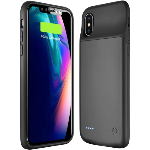 Protective Rechargeable Battery Case for Apple iPhone X/XS/10