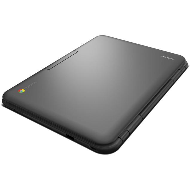 "Lenovo Chromebook 80SF001FUS 11.6"" 16GB N3060 ChromeOS,Black (Certified Refurb"
