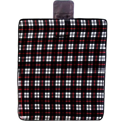 Soft Waterproof Picnic Blanket 50 x 60 Beach Blanket or Picnic Mat Plaid