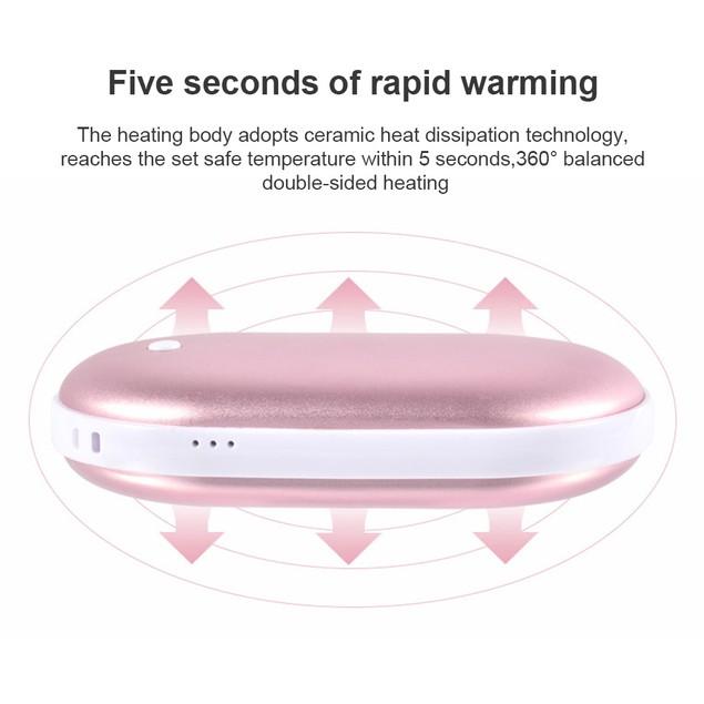 Cozy Palm Electric Hand Warmer