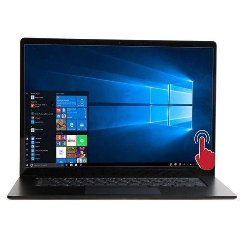 """Microsoft Surface Laptop 3 15"""" 512GB,Black(Certified Refurbished)"""