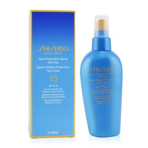 ShiseidoSun Protection Spray Oil Free SPF15
