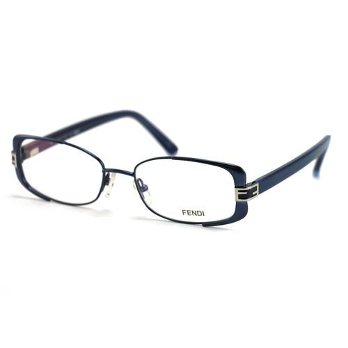 Fendi Women's  Eyeglasses FF 944 424 Blue Frame Glasses 52 17 135
