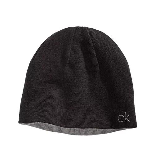 Calvin Klein Men's Embroidered Reversible Cap Black Size Regular