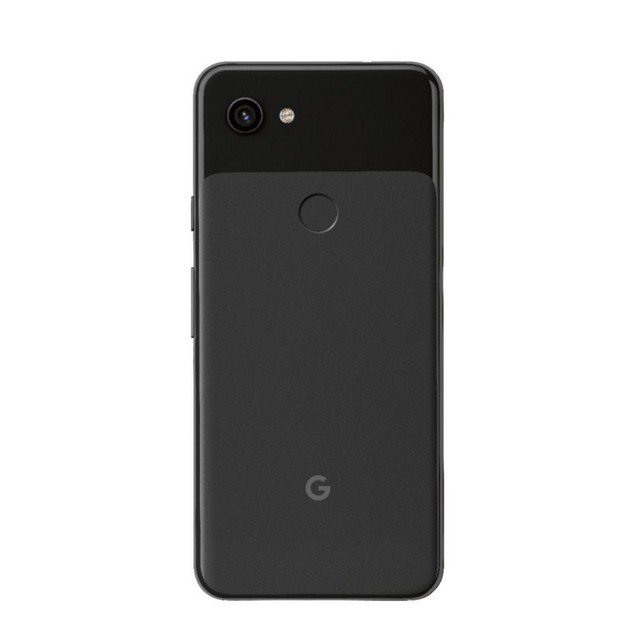Google Pixel 3a, T-Mobile, Black, 64 GB, 5.6 in Screen