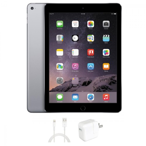 iPad Air 2 128GB Wifi Space Gray (Excellent Condition)
