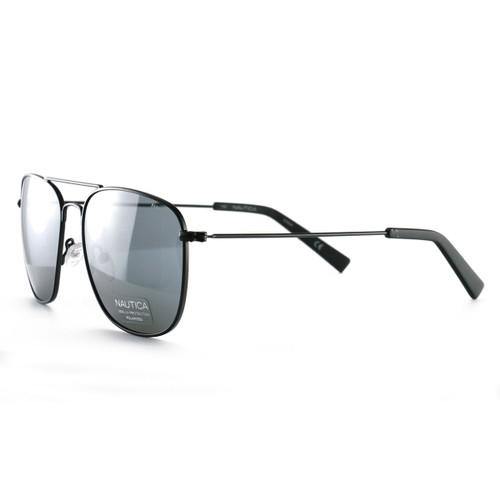Nautica Men's Sunglasses N4618SP 005 Black 56 16 140 Polarized