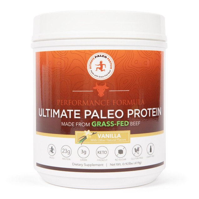 Ultimate Paleo Protein Performance Formula 0.96 Lbs (15 Servings)