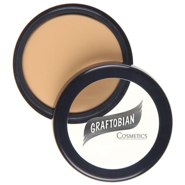 Ivory HD Glamour Creme Foundation 5oz. Graftobian Cruelty Free USA Crème