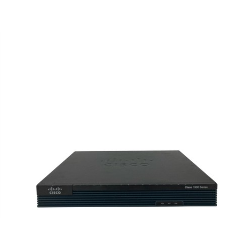 Cisco CISCO1921-SEC/K9 1921 Security Bundle Router (Refurbished)