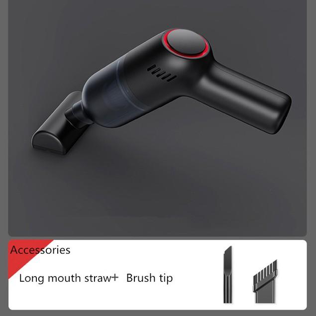 Car Vacuum CleanerWireless Car Handheld Portable Vacuum CleanerHome Car Dual Purpose Vacuum Cleaner