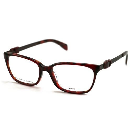 Marc by Marc Jacobs Unisex Eyeglasses MMJ 661 0M5N Havana/Burgundy 51 18 140