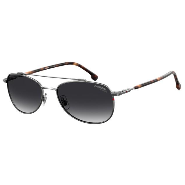 Carrera Man Sunglasses CA224S 6LB Silver 58 17 145 Grey Aviator