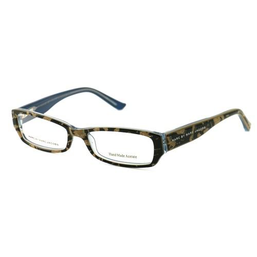 Marc Jacobs Women Eyeglasses MMJ 471 QI0 Horn Black/Sparkle 51 16 135 Rectangle