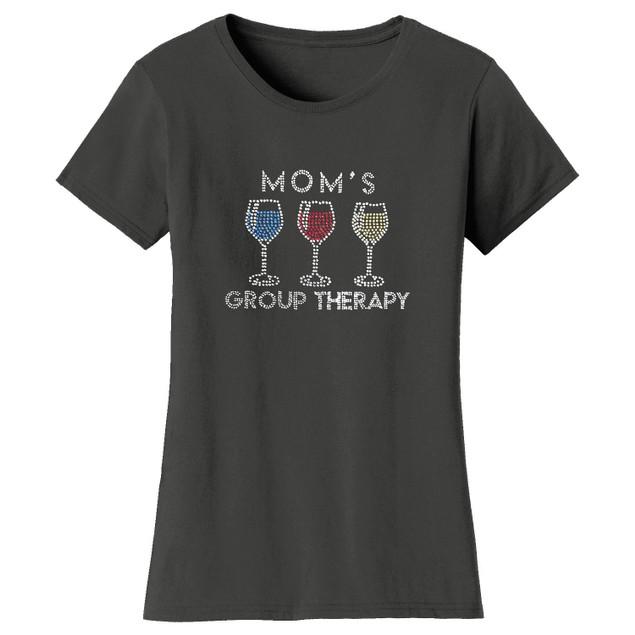 Women's Mother's Day Rhinestone Bling T-Shirts