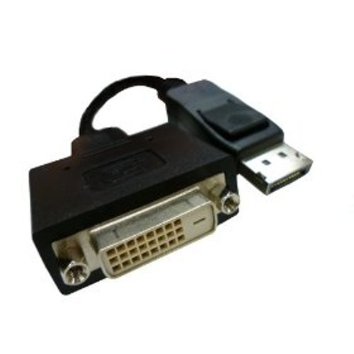 Display Port Male to DVI-D Female Adapter
