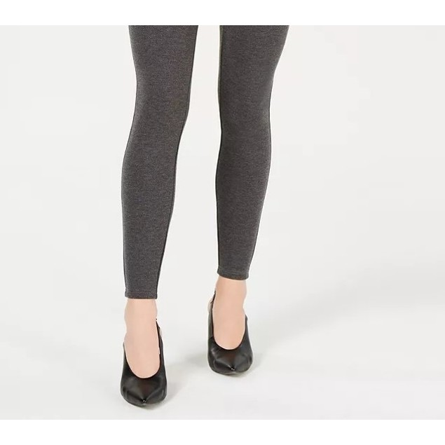 Maison Jules Women's Pull-On Skinny Pants Black Size Medium