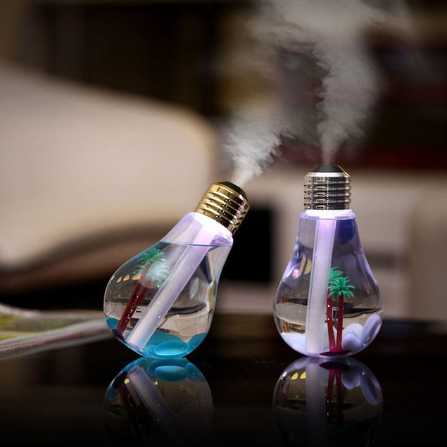 Light Bulb Humidifier