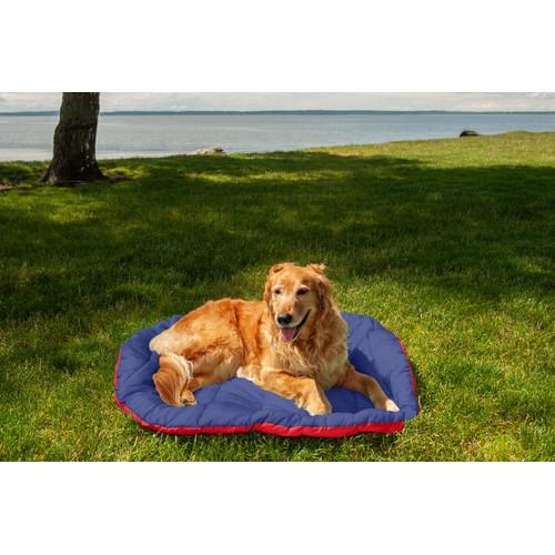 FurHaven Trail Pup Packable Stuff Sack Travel Pillow Pet Bed