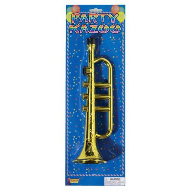 Trumpet Kazoo Instrument Horn Band Louis Armstrong Jazz Rock Star