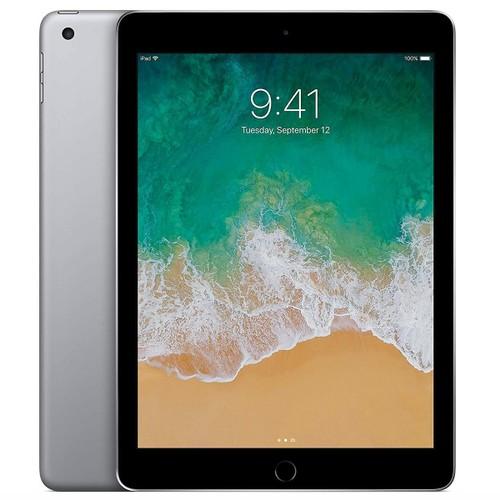 "Apple iPad 5 (5th Gen) - 128GB - Wi-Fi - 9.7"" - Space Gray - 2017 - MP2H2LL/A"