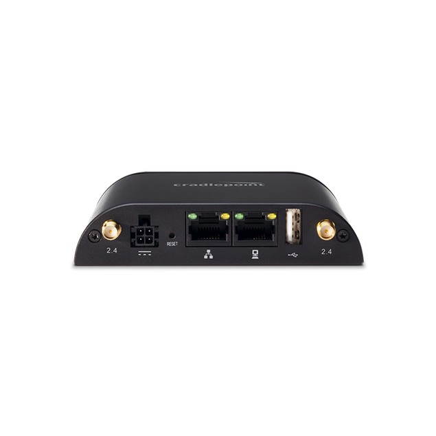 Cradlepoint COR IBR650NM USB Router | New, Open Box