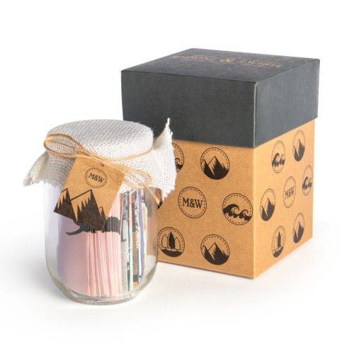 Mindfulness Jar   MandW Gift